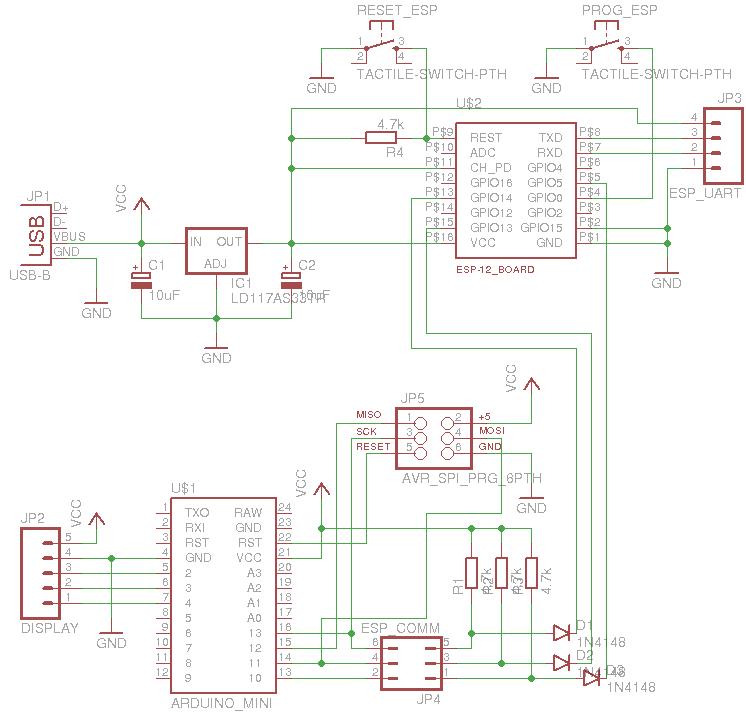 esp8266 | Reconfigure